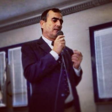 Il presidente della XII zona Adolfo Villani
